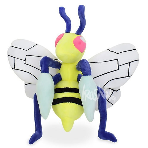 Pelúcia Beedrill – Pelúcia Pokémon