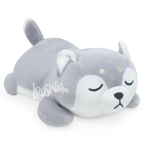 Pelúcia Shiba Inu Dormindo