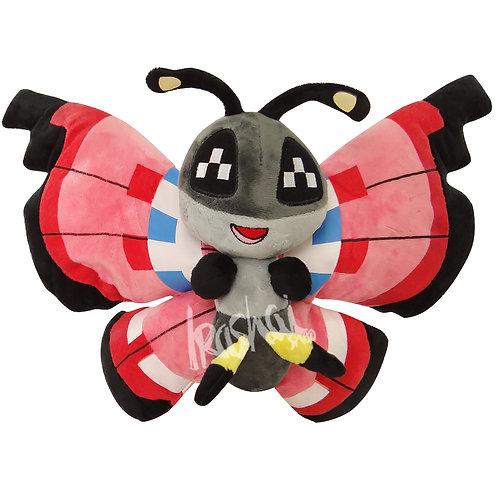 Pelúcia Vivillon - Pelúcia Pokémon