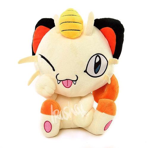 Pelúcia Meowth – Pelúcia Pokémon
