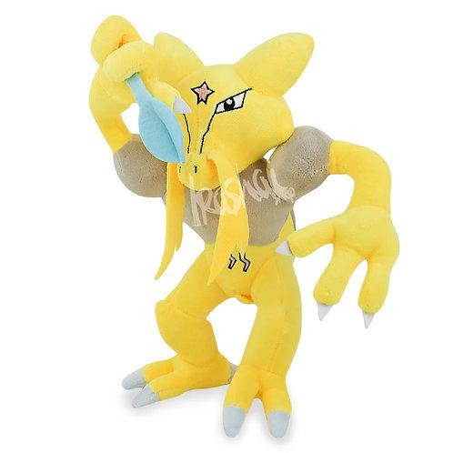 Pelúcia Kadabra - Pelúcia Pokémon
