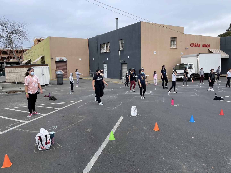 First Outdoor workshop 2021