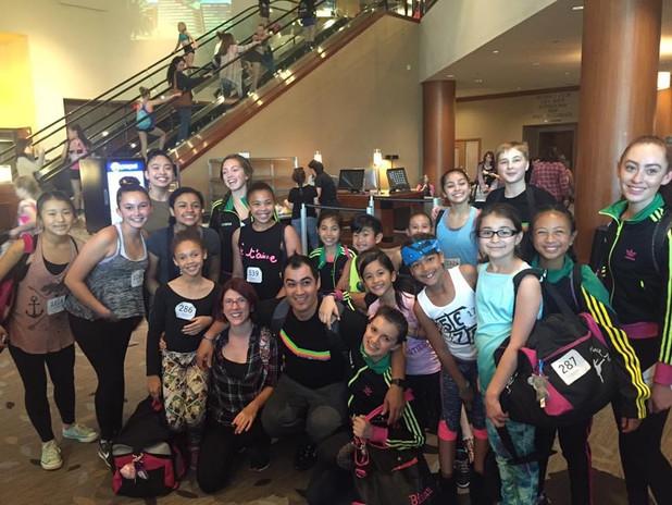 FDP dance convention