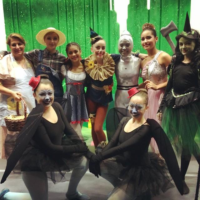 Wizard of Oz -2015