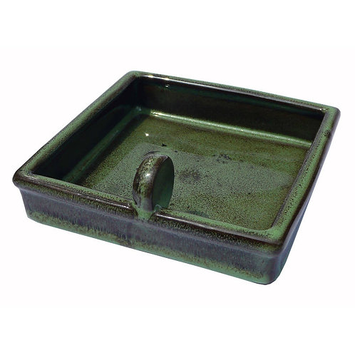 Hedgehog Square Water Bowl