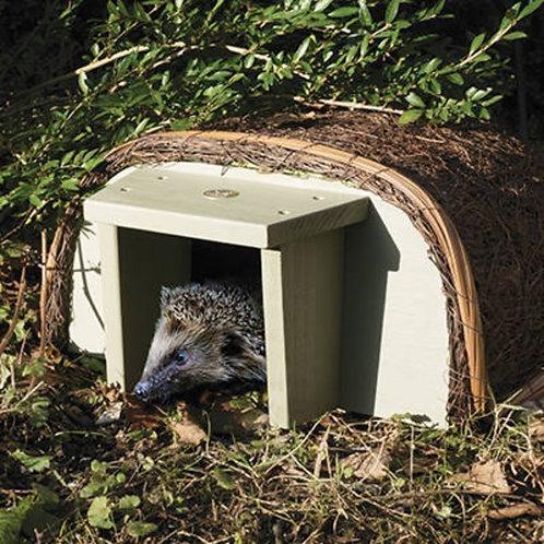 Wicken Fen Natural Hedgehog House