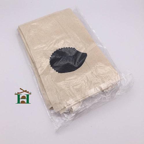 Hedgehog Cotton Bag - SMALL