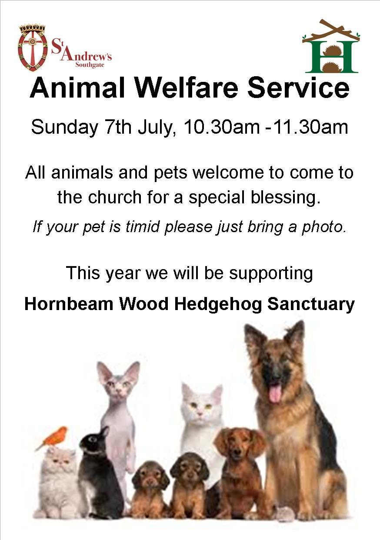 Animal Welfare Service