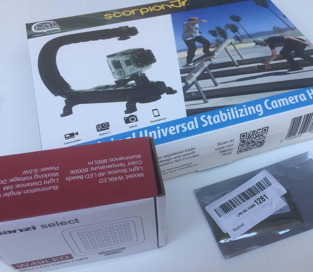 Live Stream Equipment