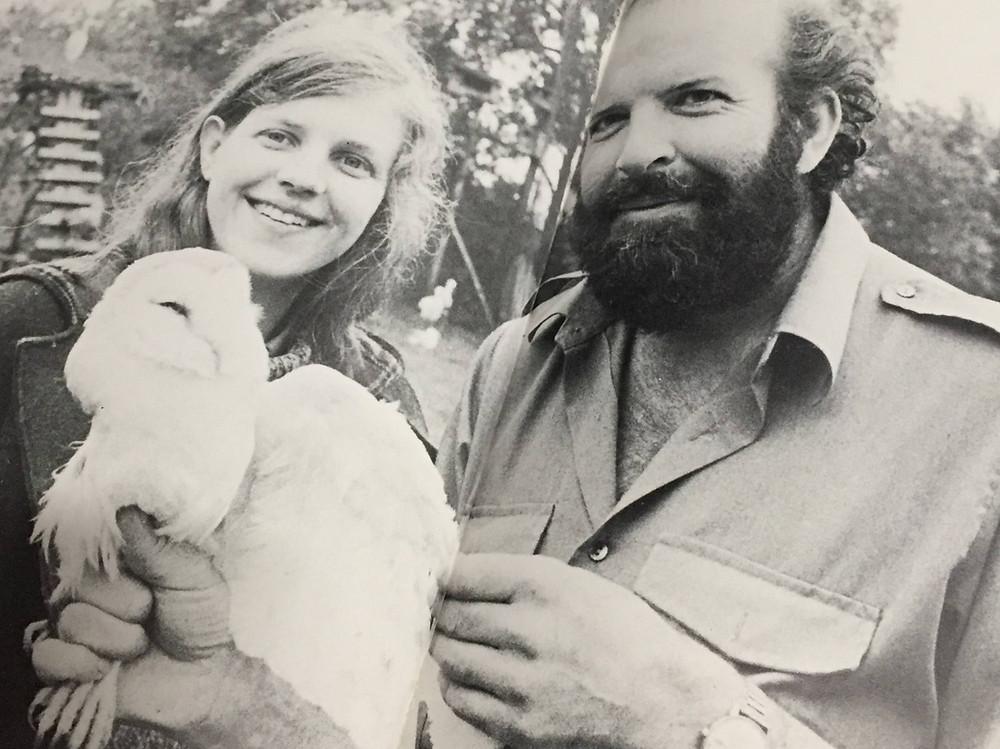 Grahamne Dangerfield and Caroline