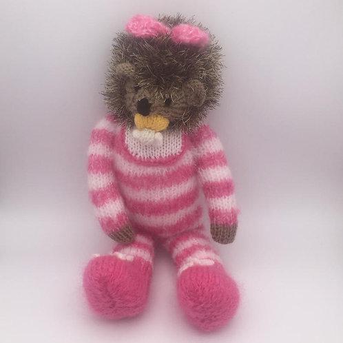 Cuddly Hand Knitted Hedgehog