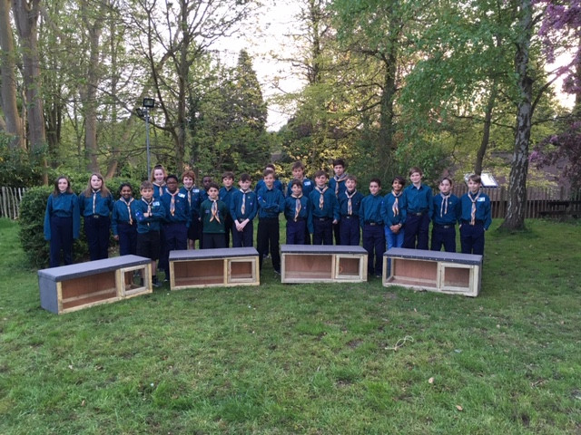 3rd Harpenden Scouts Group