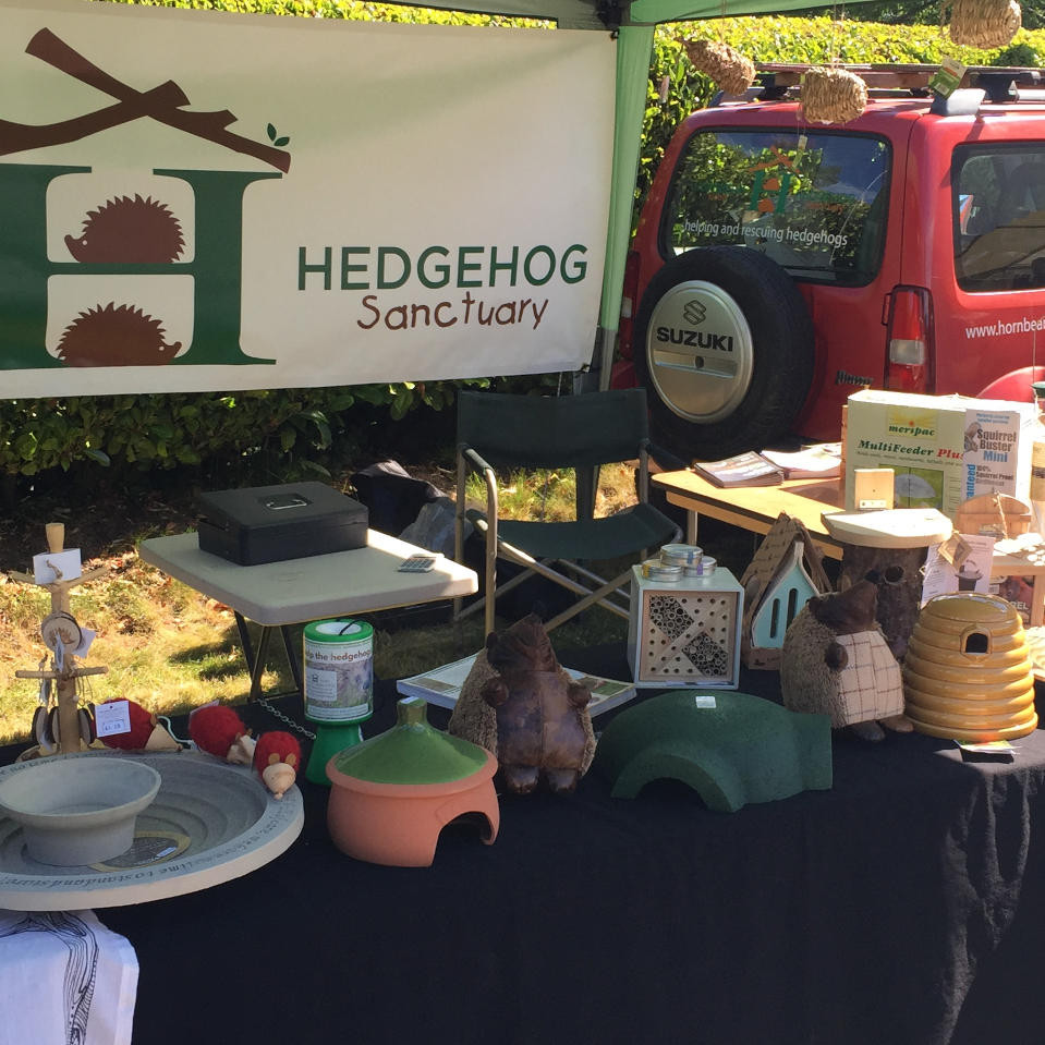 We are at the Childwickbury Arts Fair 2-4 July 2021!!! Please pop along and say hello 🦔🐾🐾🐾🐾