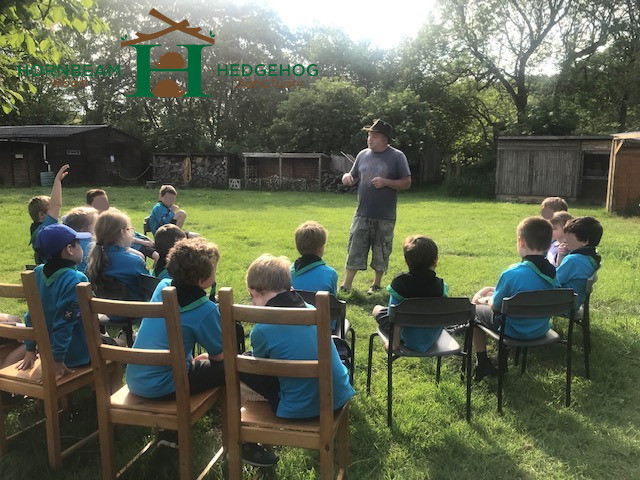 1st St Albans Woodland Beaver Scouts