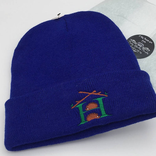 Classic Beanie Hat - Embroidered Logo