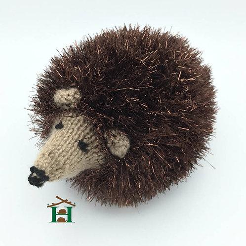 Hedgehog Soft Sparkly Toy