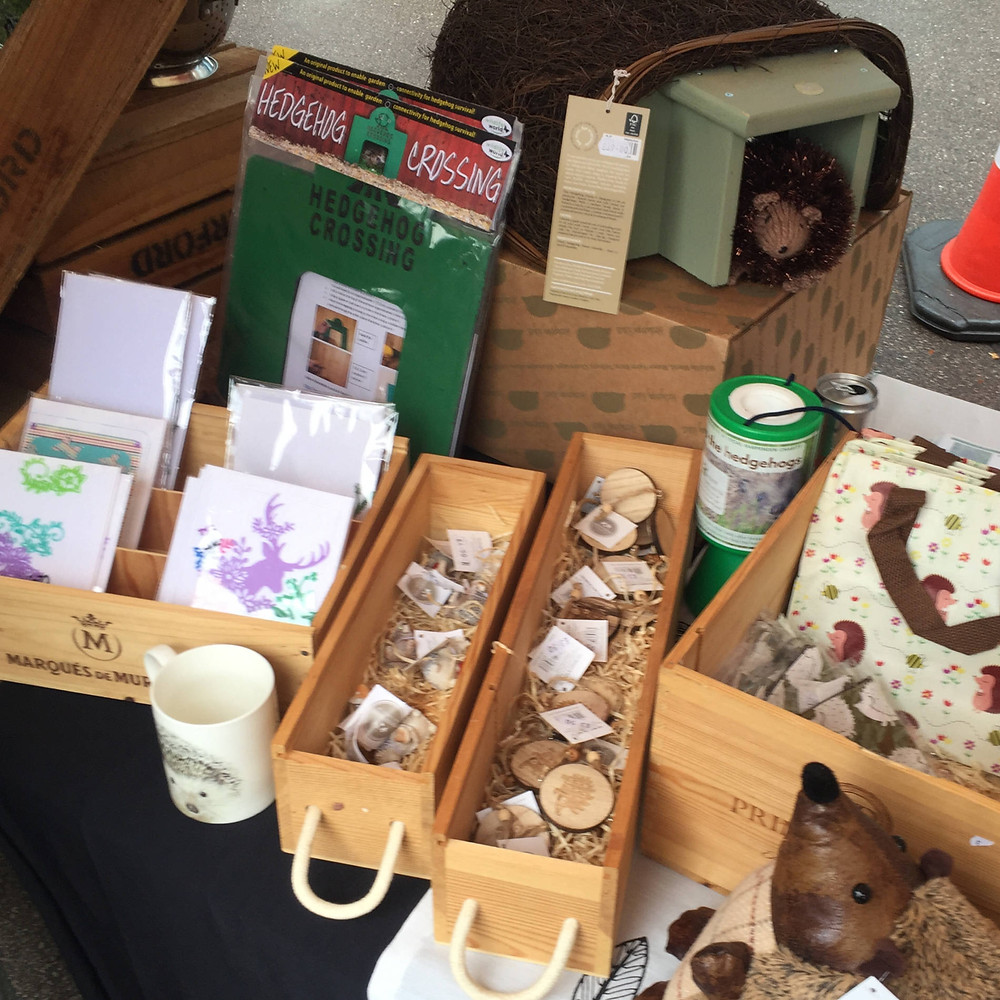 We will be at the Harpenden Farmers' Market on the 27th June 2021! 🦔🐾🐾🐾🐾