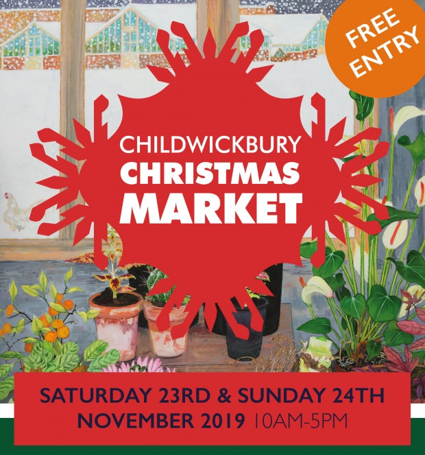 Childwickbury Christmas Market 2019