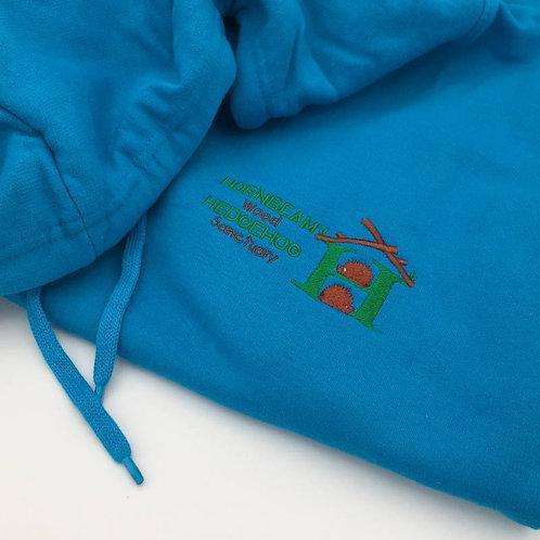 Children's Hooded Sweatshirt - Embroidered Logo