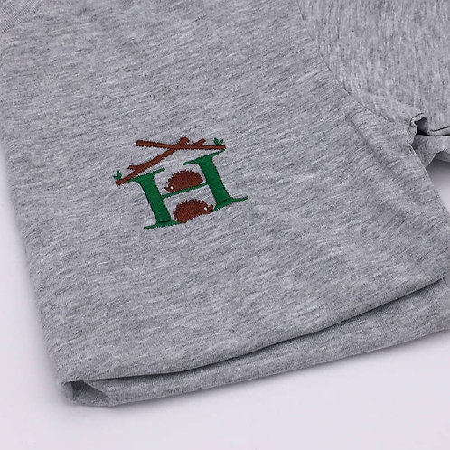 Children's T-Shirt - Embroidered Logo