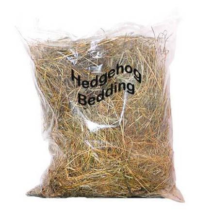 Hedgehog Nesting Hay Bedding - One Large Bag