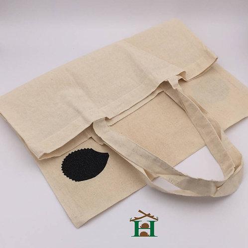 Hedgehog Cotton Bag - LARGE