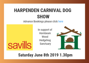 Savills Dog Show Registration