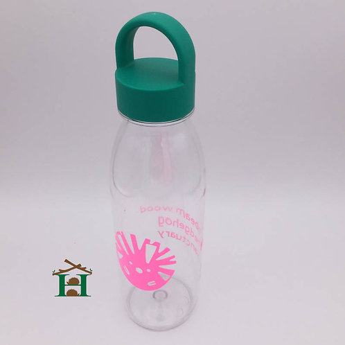 Plastic Hornbeam Wood Hedgehog Sanctuary drinks bottle