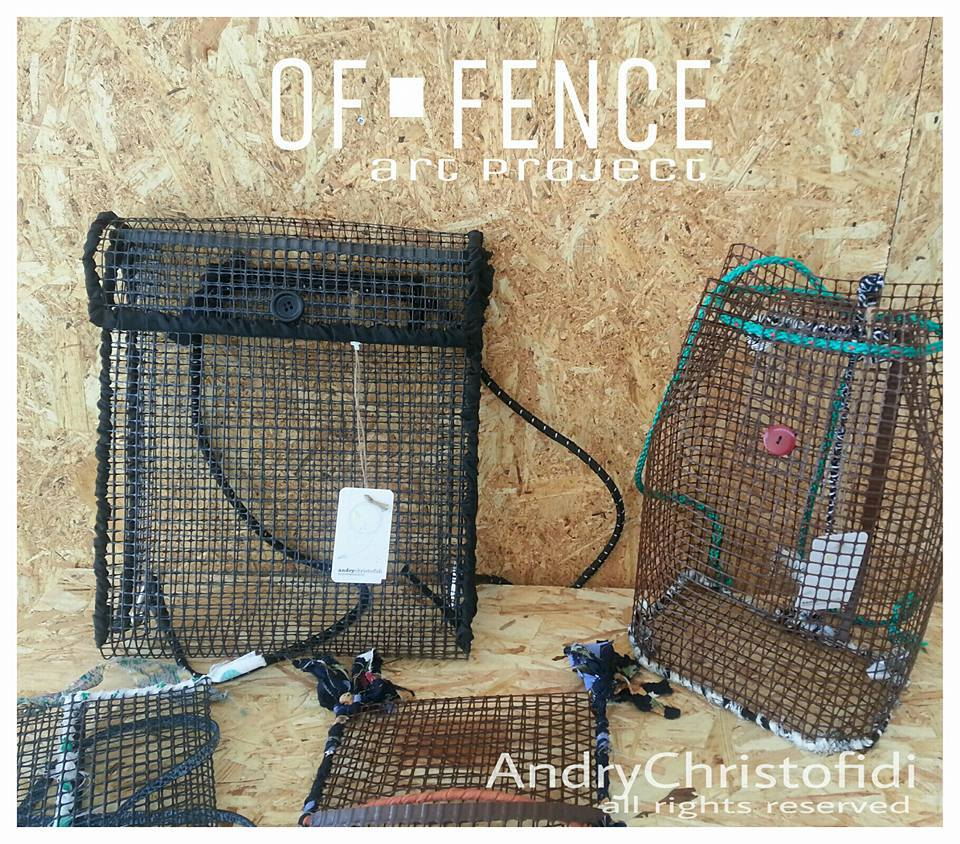 Of-fence art project