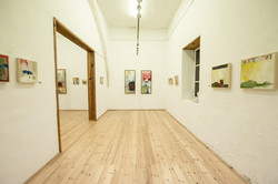 Tripped solo exhibition