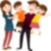 Happy-Person-Family-Clipart-PNG-Image-01