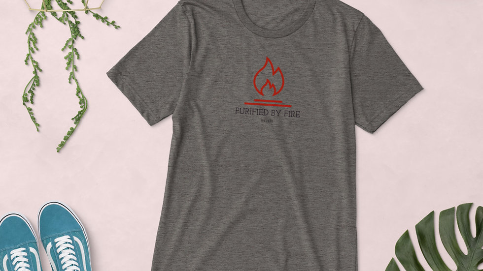 Purified by fire T's