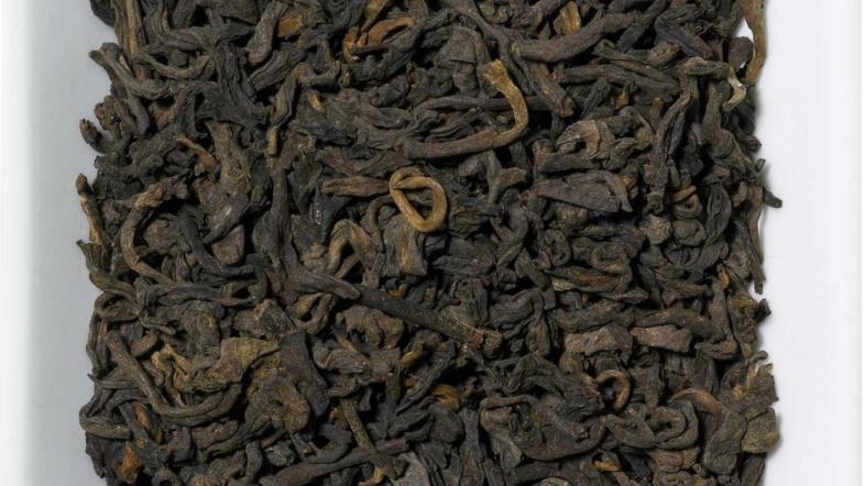 Pu'Erh Tea - Black Tea