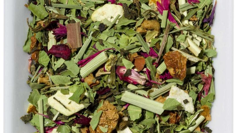 Citro Kick - Herbal and Fruit Tea