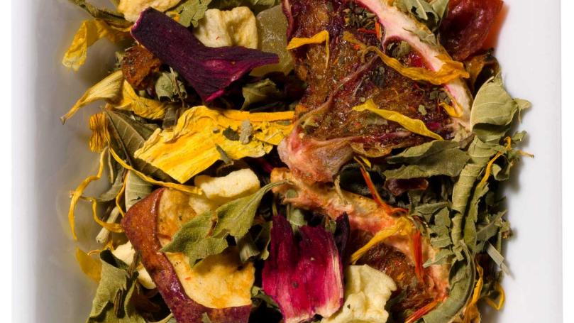 Juicy Sea Buckthorn - Herbal and Fruit Tea