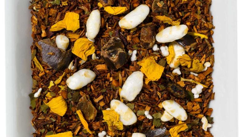 Crème Brûlée - Rooibos Tea