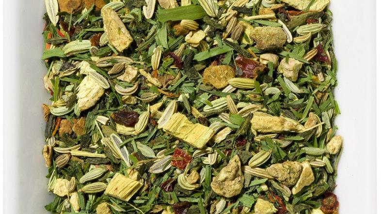 Sun Salute Herbal Chai Blend