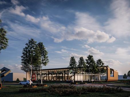 Nieuw hoofdkantoor Brabantia wordt duurzame eye-catcher aan de Leenderweg.