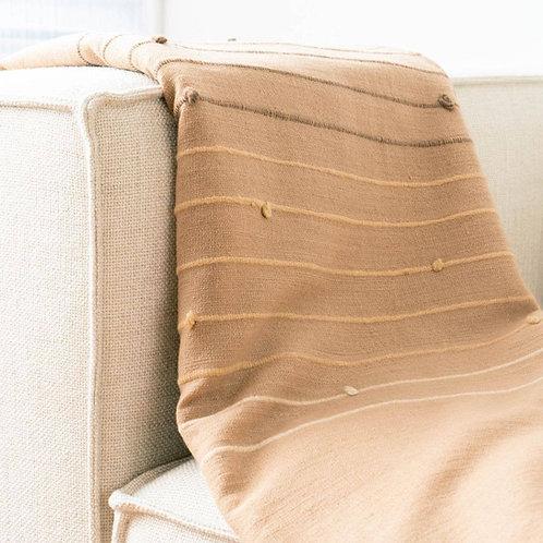 Terra Merino Throw Blanket