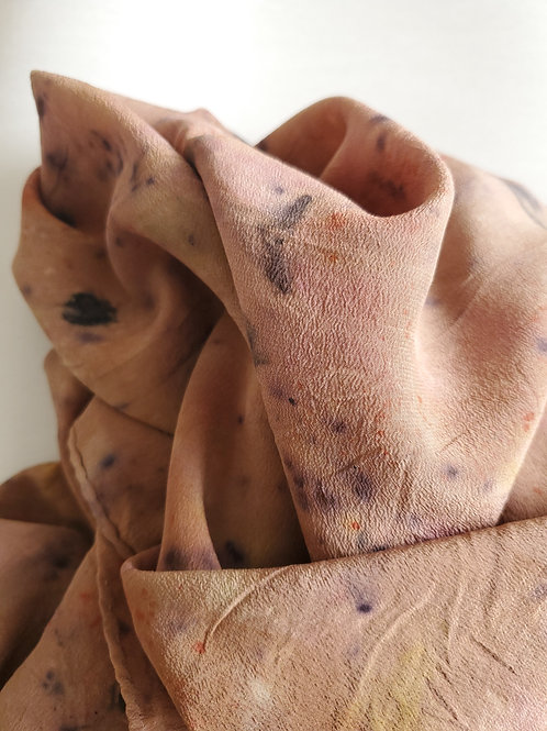 Rosas Silk Crepe