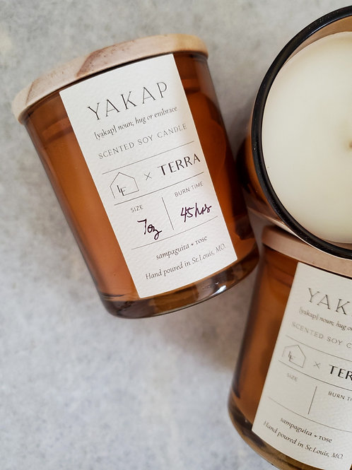 Yakap Scented Soy Candle