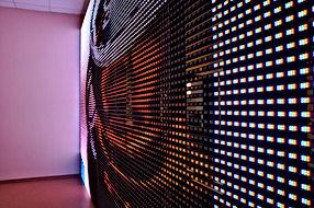 Медиа фасад, светодиодный экран, монтаж, прокат и аренда
