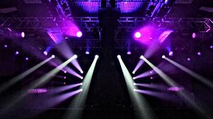 динамические световые приборы, головы