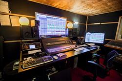 Студия звукозаписи. Аппаратная