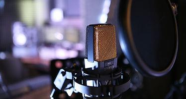 микрофон для студии