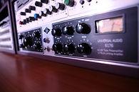 ламповый компрессор для студии