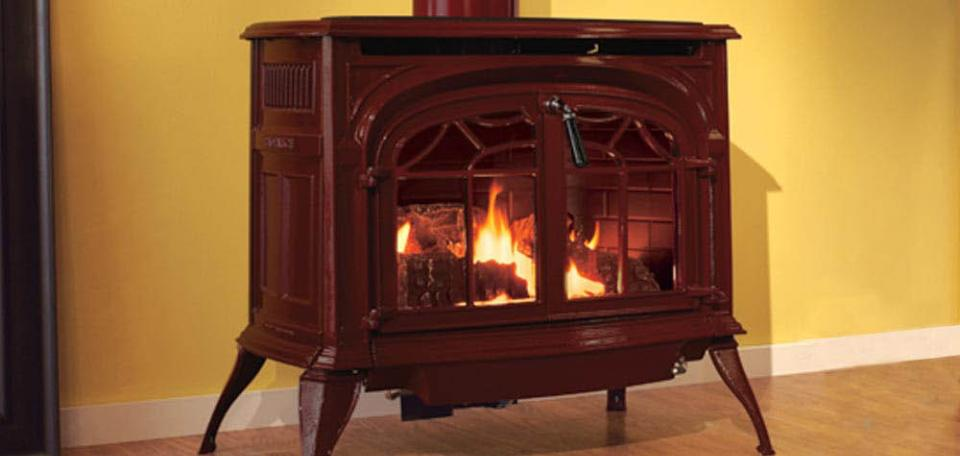 Vermont Casting Radiance Gas Stove