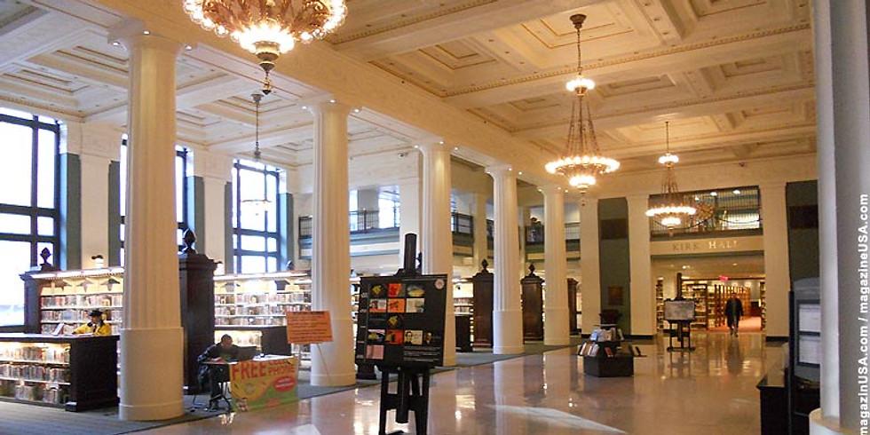 Kansas City, Missouri  Downtown Public Library