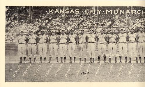 1941 Kansas City Monarchs, Panoramic