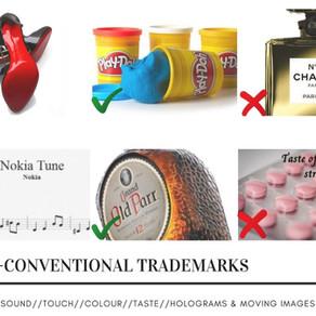Non-Conventional Trademarks
